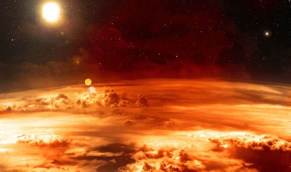 If the probes find evidence of the chemical phosphine, it may be a sign of life in the Venusian clouds