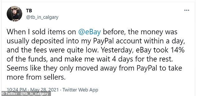 Another user they had to wait for their funds when it was previously done quickly with Paypal