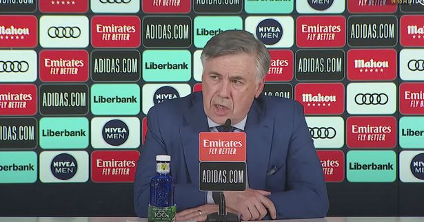 Carlo Ancelotti confirmed Gareth Bale would be a part of his plans at Real Madrid next season