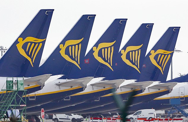 Ryanair argues that it can increase market share across Europe, 'especially where competitor airlines have substantially cut capacity or failed