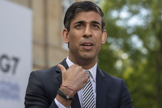 Rishi Sunak, the Chancellor, is gradually rolling back support