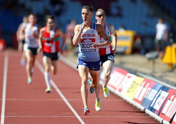 """Marc Scott: """"the one goal I came in to do. I successfully did. I won the British race"""""""