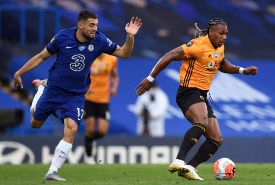 Adama Traore could be brought in to bolster Chelsea's right flank