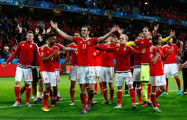 Wales memorably made it to the semi-finals in 2016