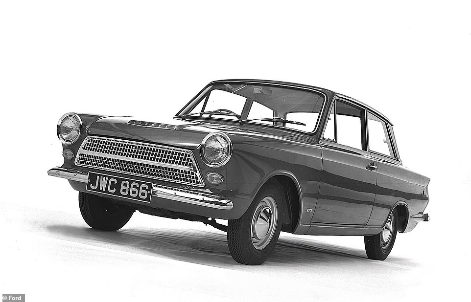 The second iteration of the Cortina to make it onto the the list of appreciating 'ordinary' motors is the Cortina Mk1. Values are likely soaring following the sale of Lotus-tuned special models in recent months