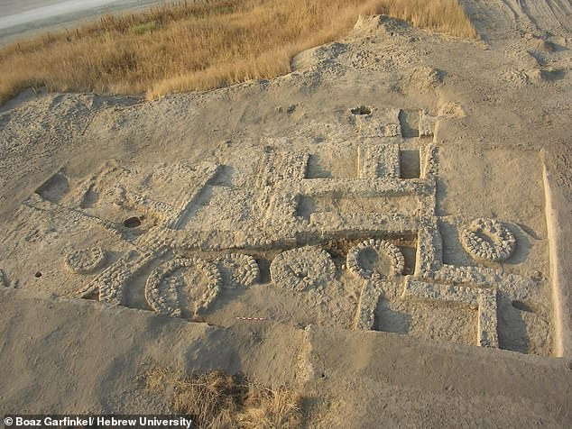 The seal was discovered between 2004 and 2007, along with approximately 150 others, in Israel's Beit She'an Valley