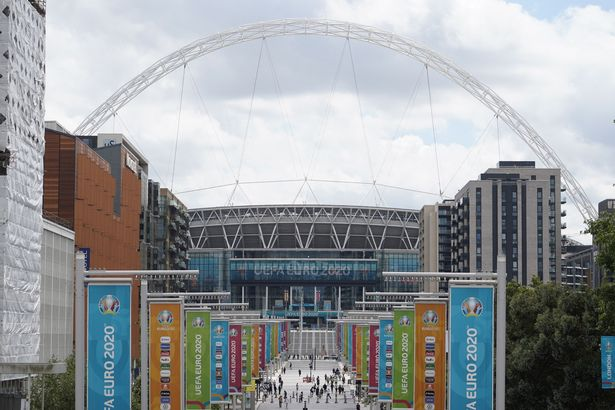 Wembley plays host to a number of matches including the semi-finals and final