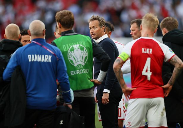Denmark have been praised for their reaction to the situation