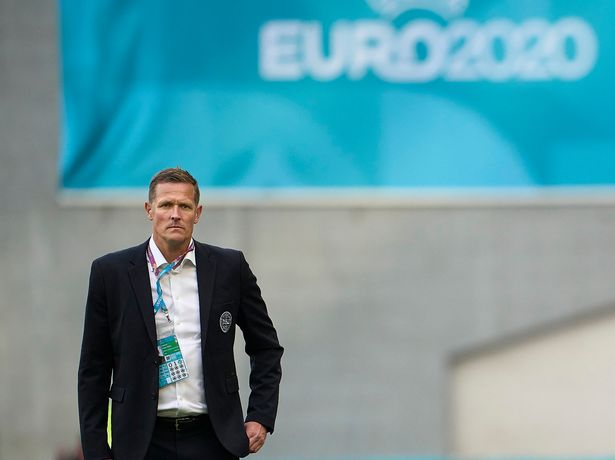 Peter Moller had been concerned with the Denmark players after such a traumatic experience