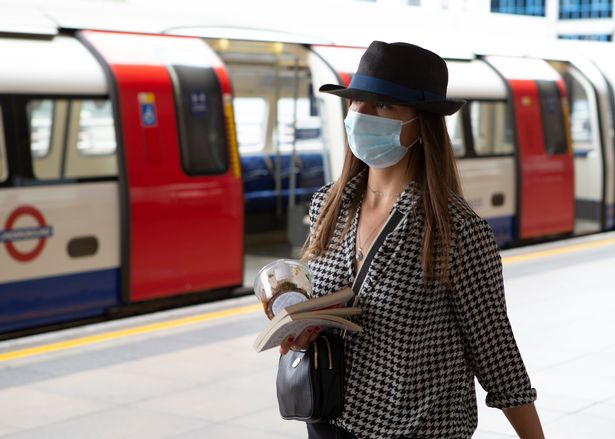 Masks on public transport could last beyond the summer, some predict