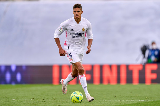 Raphael Varane is wanted by Manchester United but is targeting a move to PSG