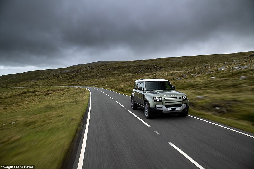 JLR said Project Zeus will 'allow engineers to understand how a hydrogen powertrain can be optimised to deliver the performance and capability expected by its customers: from range to refuelling, and towing to off-road ability'