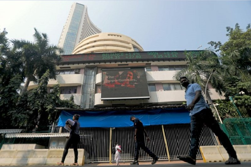 India shares higher at close of trade; Nifty 50 up 0.36%