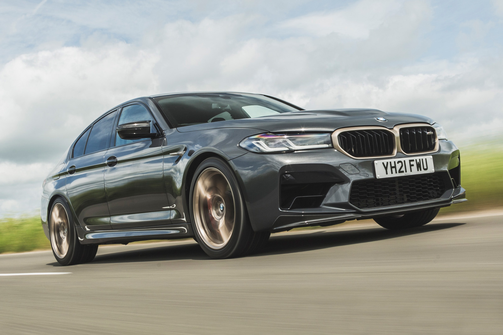 BMW M5 CS 2021 UK review - Business Fast