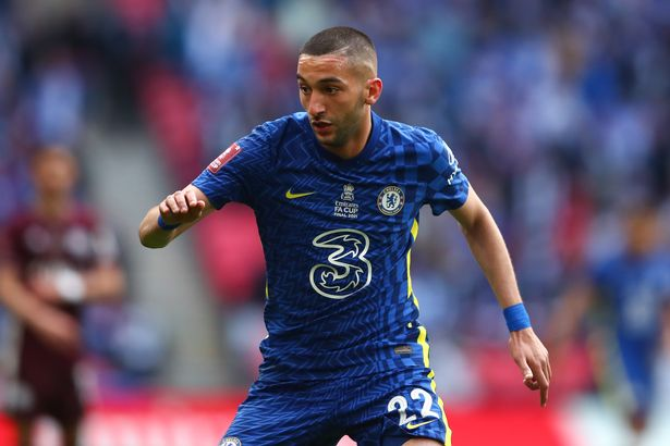 Hakim Ziyech could leave Chelsea after a single season with AC Milan reportedly interested