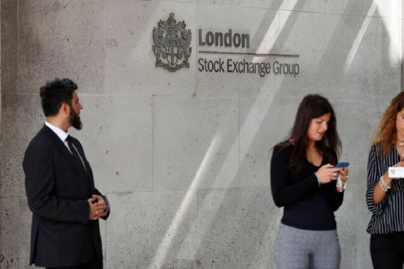 FTSE 100 gains in broad based stocks rally, GBP soft following PMI data