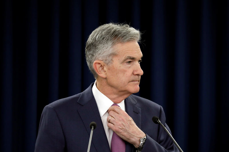 Powell Says Inflation From Reopening Larger Than Expected