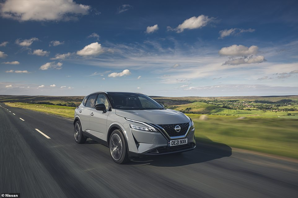 The new Qashqai is available both as a petrol-electric hybrid and mild-hybrid ¿ but no diesel. Our first drive was in the former, with the higher of two power outputs