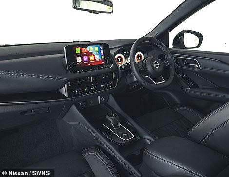 Nissan has made changes to increase shoulder-room ¿ the bit people really notice when it comes to space