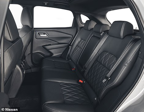 Rear leg-room has also been extended for the comfort of back-seat passengers