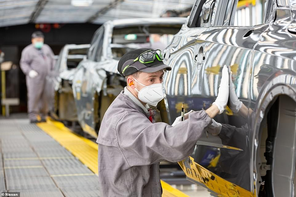 Nissan Motor (GB) director, Andrew Humberstone. said he had always been 'quietly confident' that a Brexit deal would be struck and is pleased that the 'clarity' means Nissan can now forge ahead in the UK
