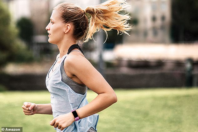 The Charge 4 tracks all-day calorie burn, real-time heart rate zones, and active minutes