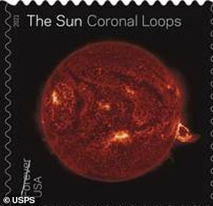 Another pair shows coronal loops that are typically found over sunspots and active regions, and appear as bright arcs spiraling along the sun