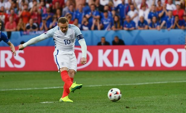 Wayne Rooney represented England at six major tournaments over the course of his international career (Photo by Dan Mullan/Getty Images)