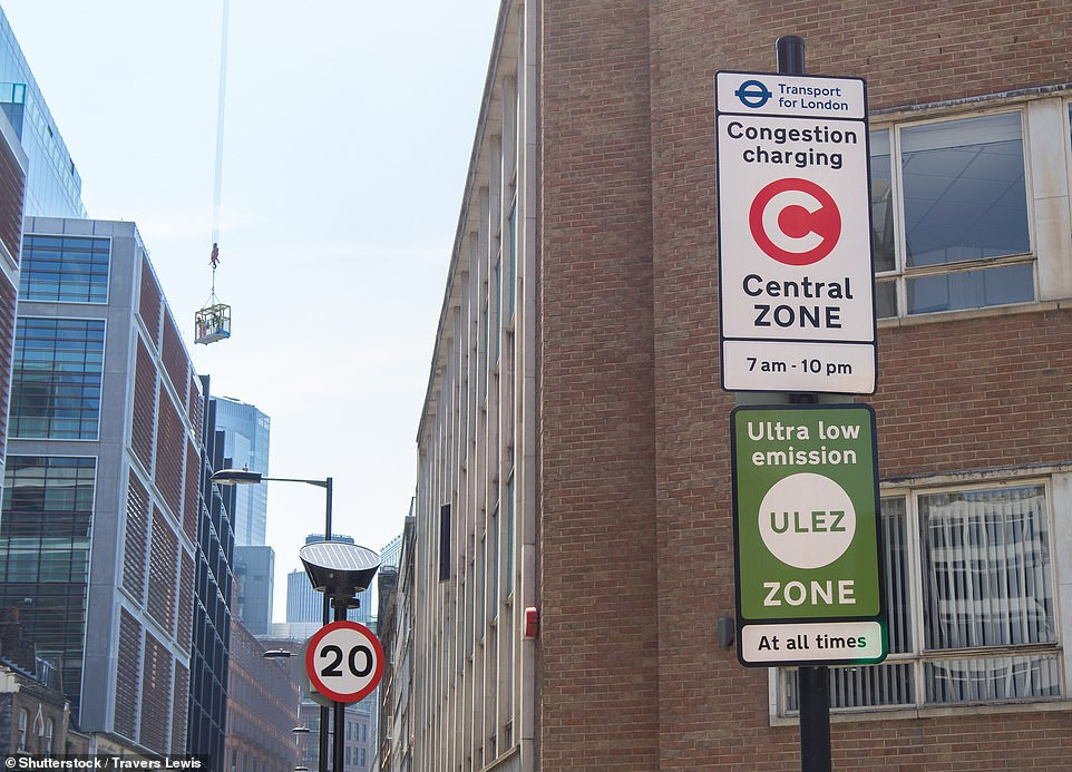 The capital's Ultra Low Emission Zone has been enforced in Central London since April 2019. However, from October this year it will be expanded to cover much of the city, with some 140,000 people said to own cars that are not compliant and face £12.50 daily charges
