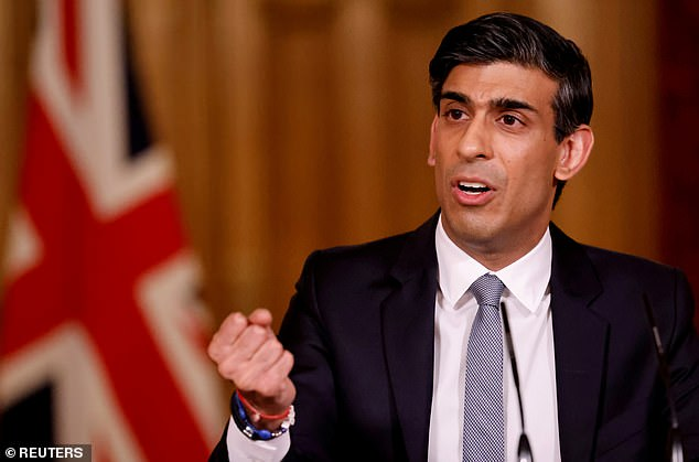 With the UK in the chair at the G7 this year, Chancellor Rishi Sunak (pictured) is aiming to inject some oomph into the process when it meets live at Lancaster House on June 4 and 5
