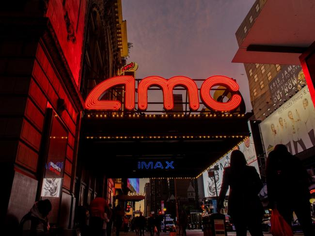 AMC's All-In Embrace of Retail Mob Good for Another Big Gain