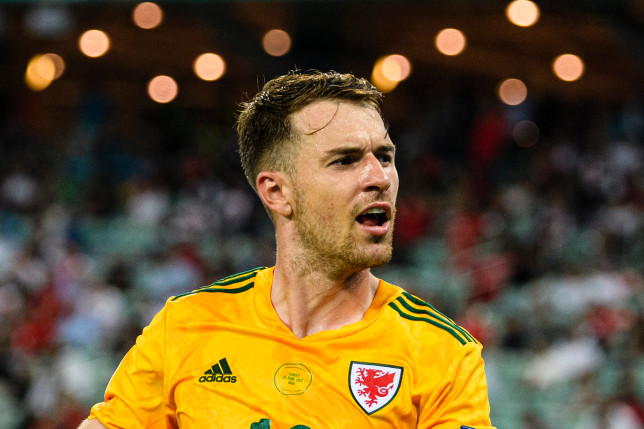 Aaron Ramsey has been linked with a return to Arsenal this summer