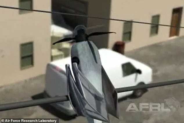 The US Air Force is creating microdrones that can flap their wings like a bird or insect. The Air Force Research Laboratory is working with Airion Health to create a micro air vehicle (MAV)