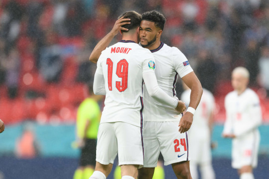 Reece James was unable to replicate his Chelsea form for England against Scotland