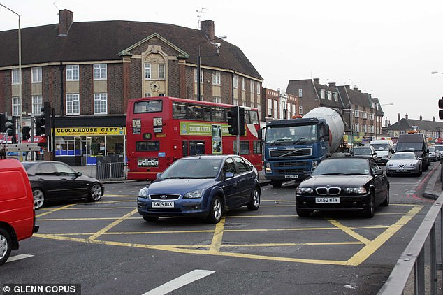 Power shift: The Department for Transport has confirmed that local authorities will be able apply for powers to enforce moving traffic offences, such as banned turns and stopping illegally in box junctions, in their areas from December