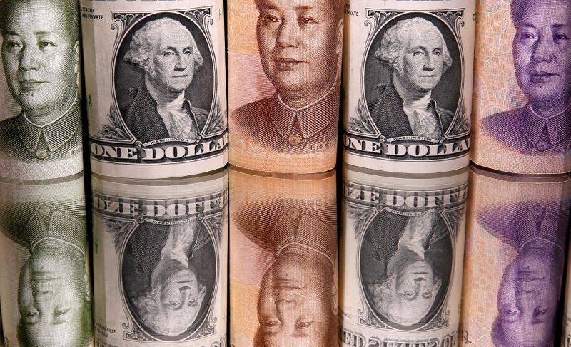 Analysis: China's banks are bursting with dollars, and that's a worry