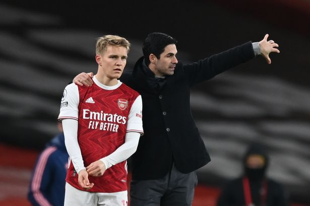 Mikel Arteta is keen to retain Martin Odegaard next term, but could be forced to look at other options