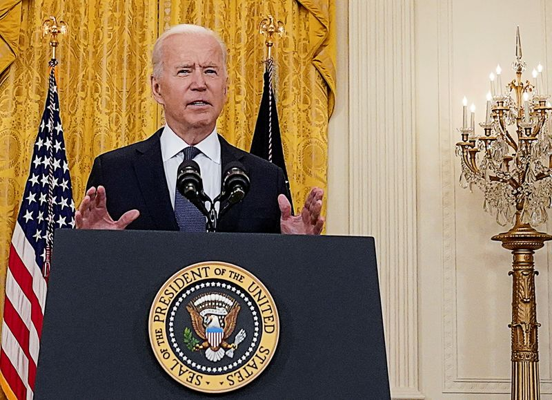 Biden order bans investment in dozens of Chinese defense, tech firms
