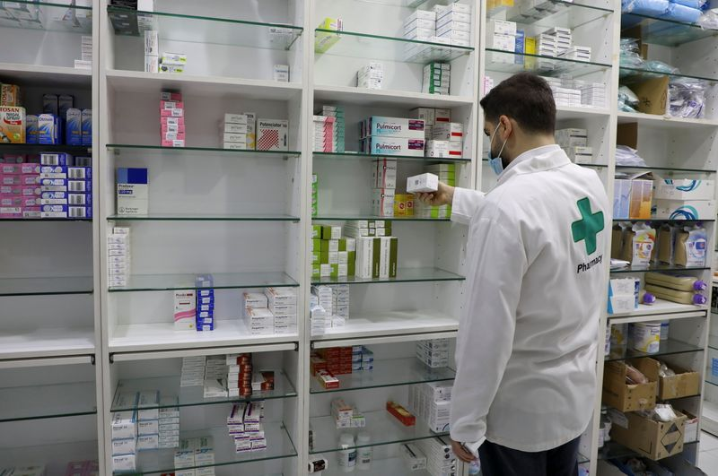 Bitter pill: Lebanon's medical crisis set to get even worse