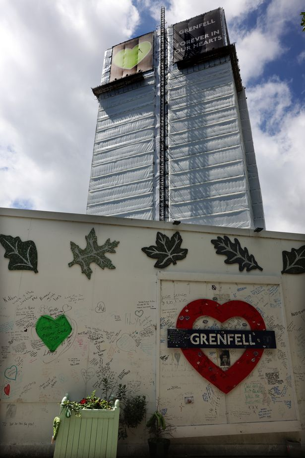 The cladding on Grenfell Tower was a death trap
