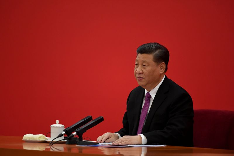China's Xi calls for greater global media reach