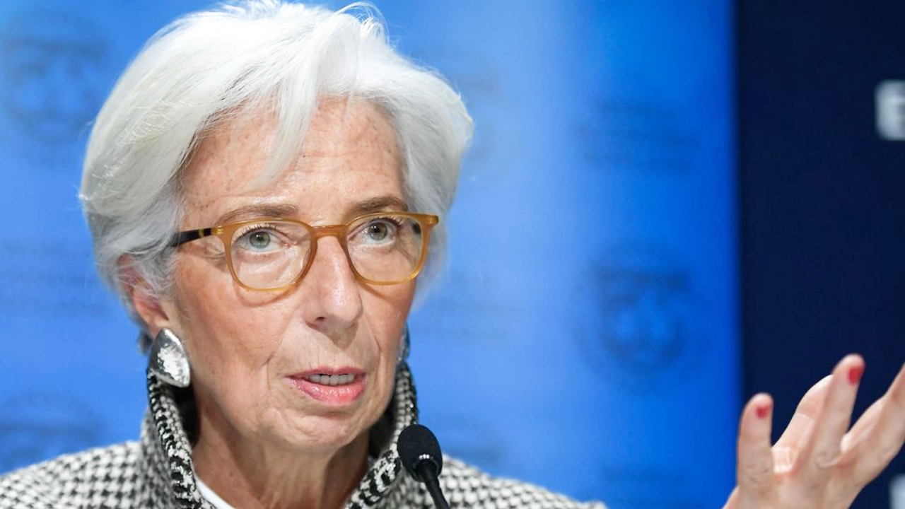 Christine Lagarde Reaffirms ECB's Crypto Policy as Bitcoin Becomes Legal Tender in El Salvador