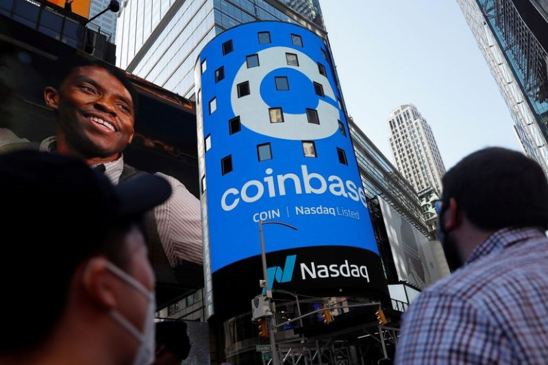 Coinbase Gets Canaccord Boost, Seen as Ramp to Crypto