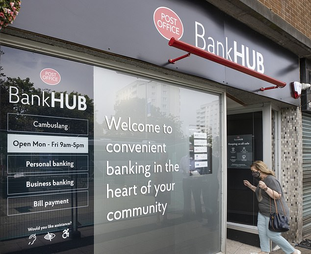 Lifeline: Cambuslang¿s shared hub caters to customers of high street banks