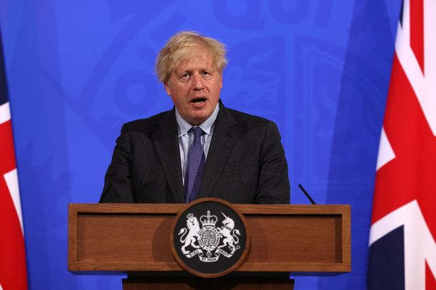 Boris Johnson last night said the delay would save thousands of lives
