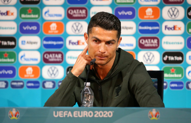 Cristiano Ronaldo has been linked with a return to Manchester United this summer