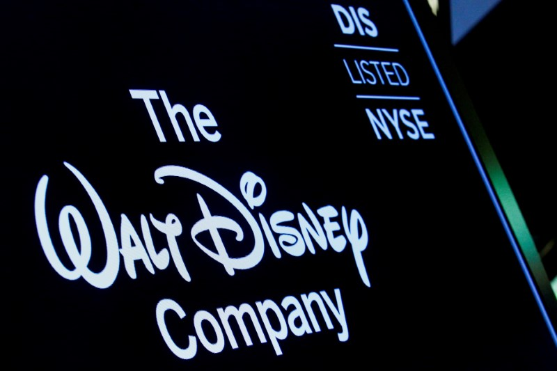 Disney CEO says 40% of upfront ad sales went to streaming or digital