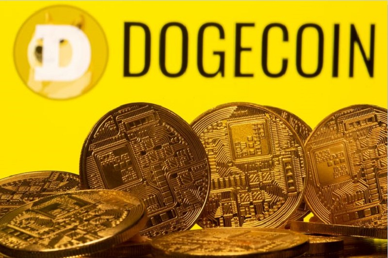 Dogecoin jumps as trading set to begin on Coinbase Pro