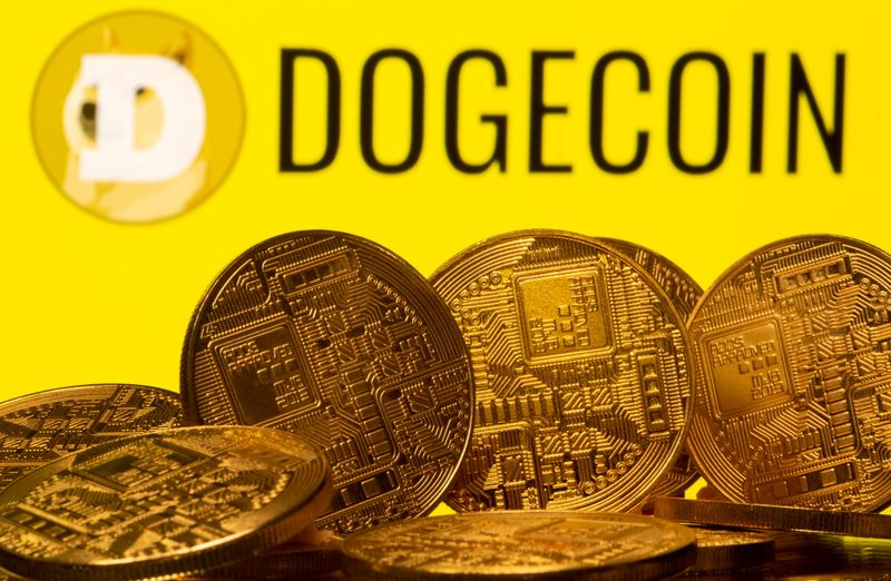 Dogecoin jumps on news of launch on Coinbase Pro
