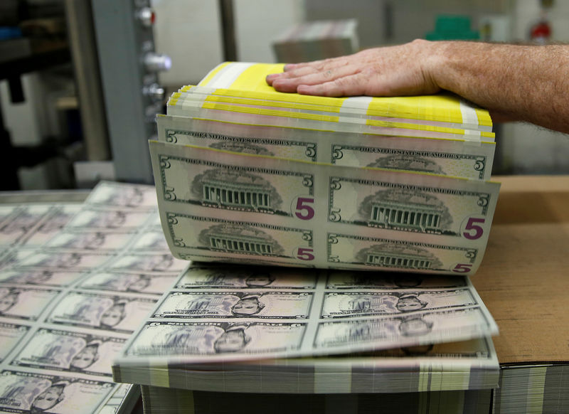 Dollar Up, Near Two-Month High as Fed Springs Hawkish Policy Decision